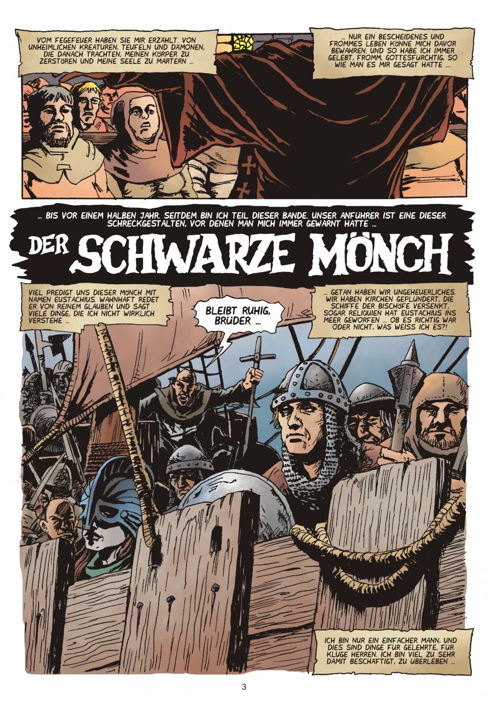 Der Schwarze Mönch Seite 1