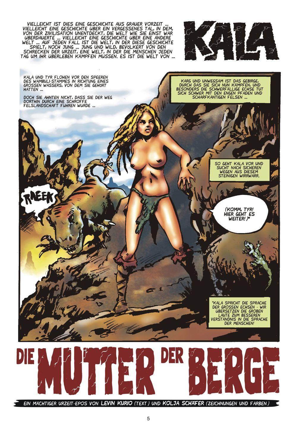 KALA - Die Mutter der Berge Seite 1