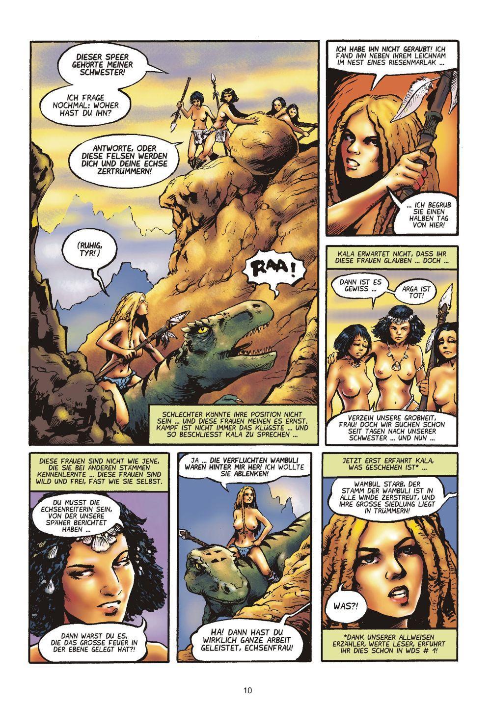 KALA - Die Mutter der Berge Seite 6