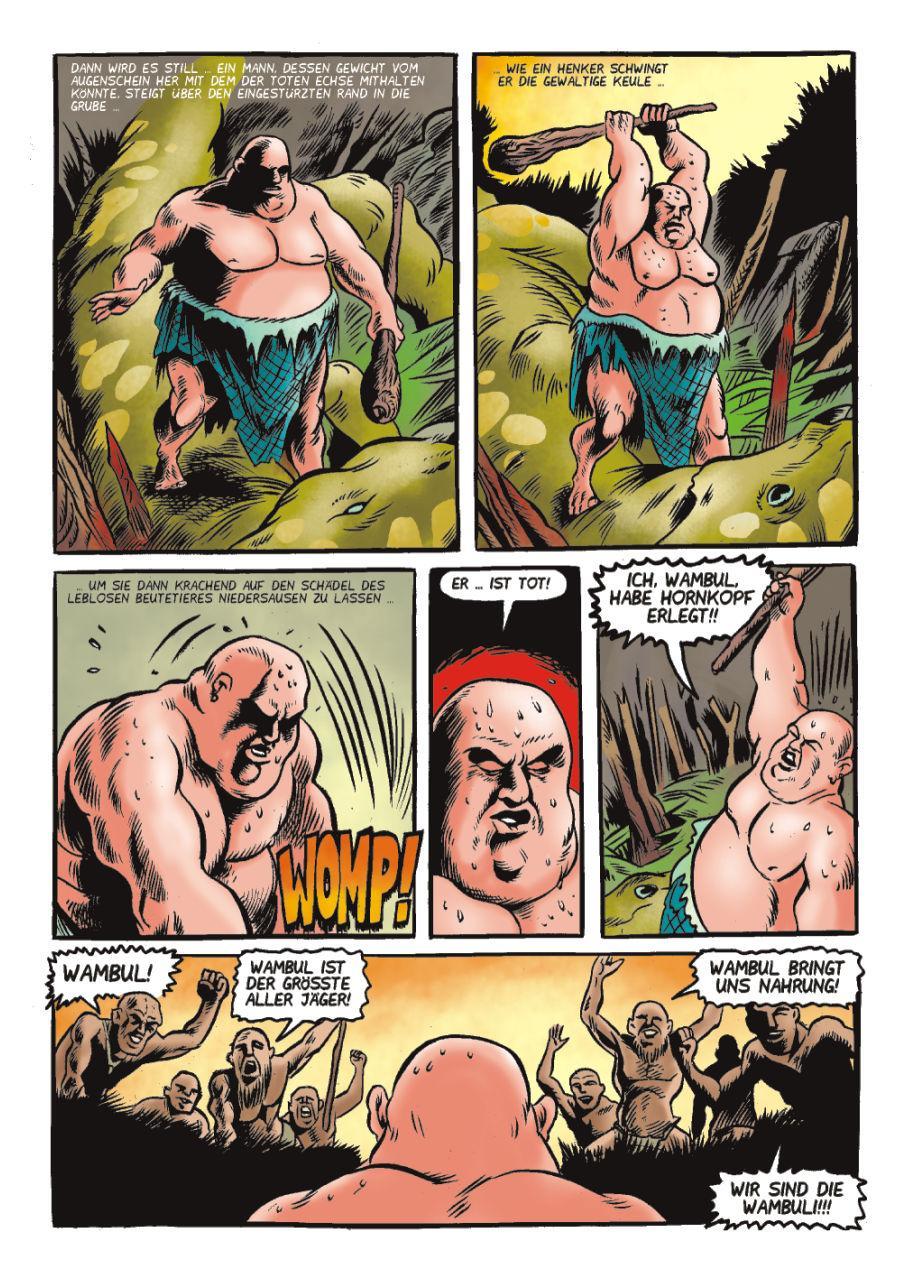 WELTEN des SCHRECKENS # 1 Seite 10lp