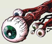 Augen des Grauens