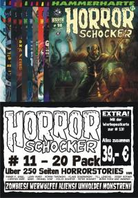 Horrorschocker # 11 - 20 Pack
