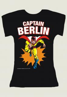 Produktfoto CAPTAIN BERLIN T-Shirt Lady-Fit