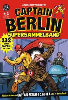 Produktfoto CAPTAIN BERLIN Supersammelband # 1 (2. Auflage)