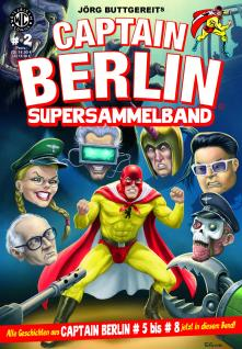 Produktfoto CAPTAIN BERLIN Supersammelband # 2