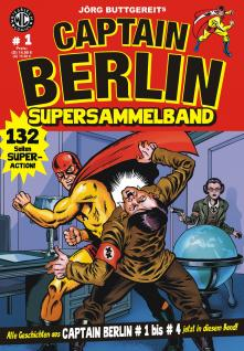 Produktfoto CAPTAIN BERLIN Supersammelband # 1