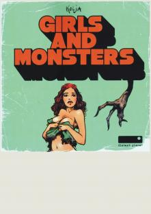Produktfoto Girls and Monsters Artbook