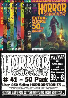 Produktfoto HORRORSCHOCKER #41-50 Pack
