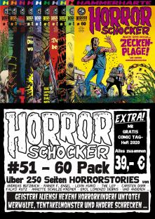 Produktfoto HORRORSCHOCKER #51-60-Pack
