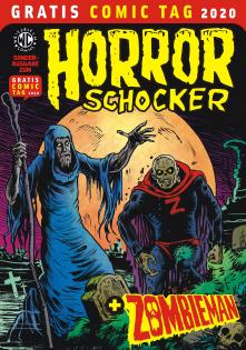 Produktfoto Gratis Comic Tag 2020 - Horrorschocker plus Zombieman