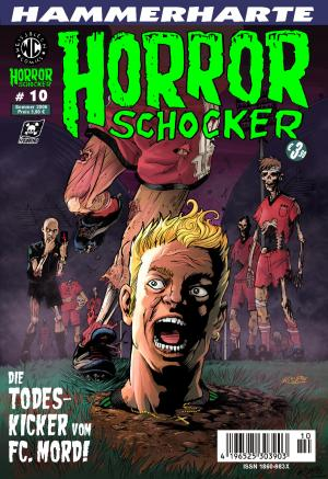 HORRORSCHOCKER #10 im Shop!
