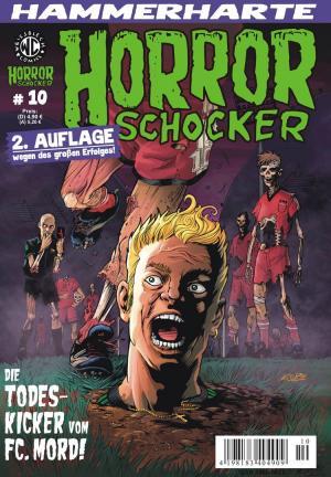 HORRORSCHOCKER #10 2. Auflage im Shop!