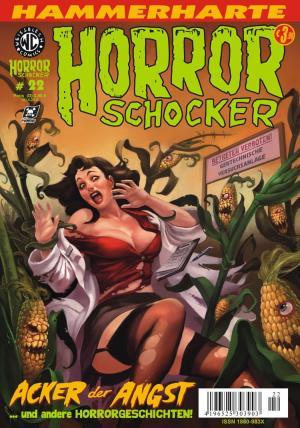 HORRORSCHOCKER #22 im Shop!