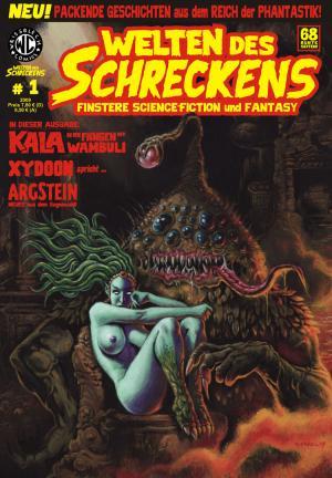 WELTEN des SCHRECKENS # 1 im Shop!