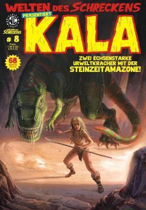 WELTEN des SCHRECKENS # 8 Kala im Shop!