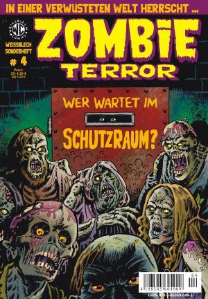 WS # 4 ZOMBIE TERROR im Shop!
