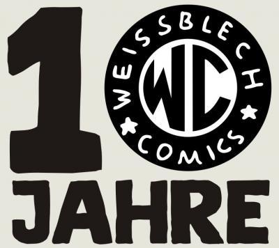 10 Jahre WEISSBLECH Comics