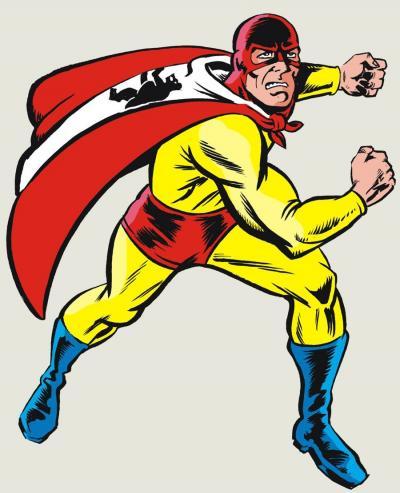Captain Berlin - Retter der Welt, Superheld!