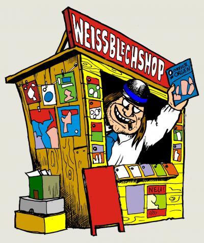 Der Verleger-Kiosk