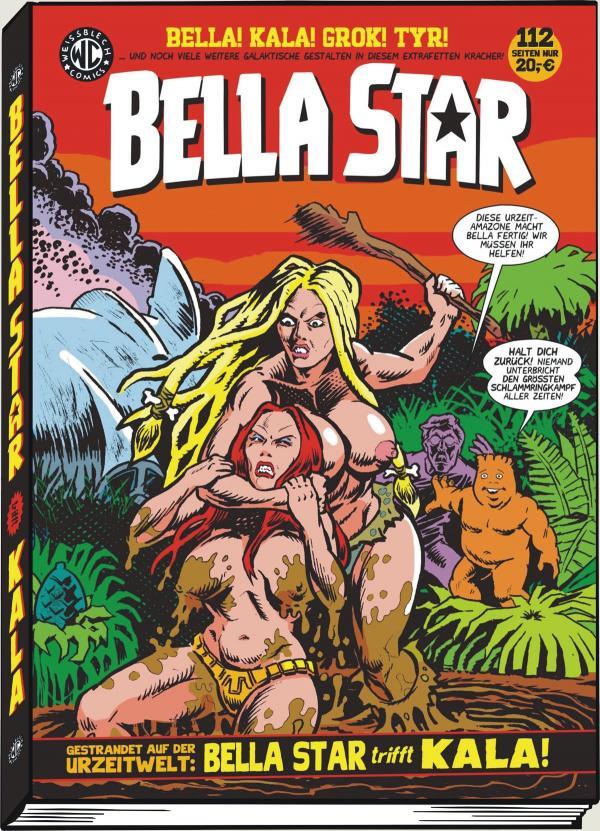 Bella Star-Buch Vorschau