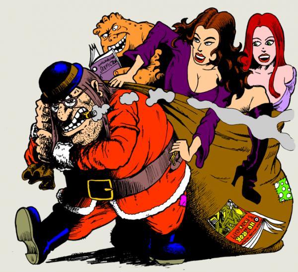 Weihnachtsverleger